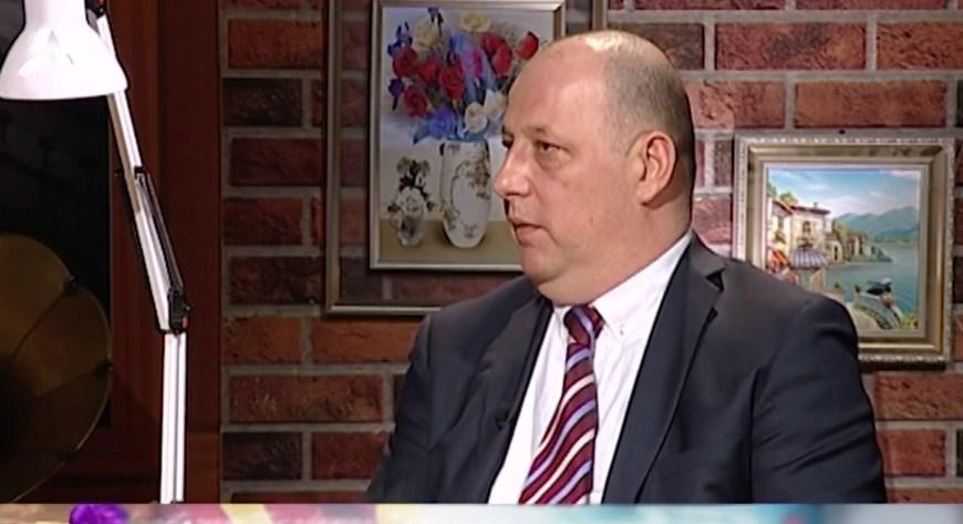 """Грозданов: Рекетот по затворање на """"1ТВ"""" продолжи во нови форми"""