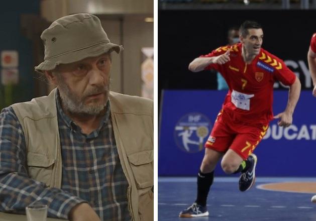Игор Џамбазов во свој стил: Тепавме, со Чиле нема циле-миле (ФОТО)