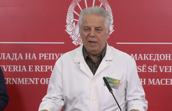 Милошоски: Караџовски наместо лекар со интегритет и етика, денес е само фигура во бел мантил
