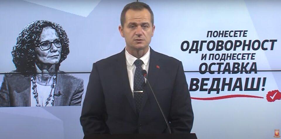 Ковачки: Непрофесионализмот и партиското влијание врз процесот на издавање на безбедносни сертификати е препознаен во НАТО, потребни се итни промени и одговорност