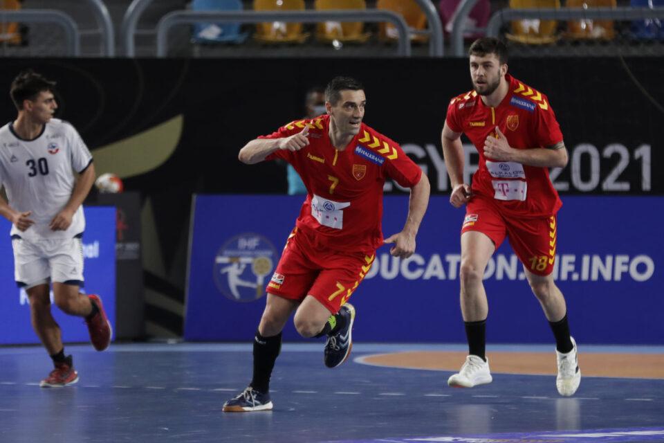 Словенците за класа подобри до нашите ракометари, Македонија претрпе убедлив пораз