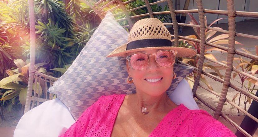 Кога ќе видите каков поглед и базен има вилата на Брена во Мајами ќе и позавидите – единствен дом каде пејачката е среќна