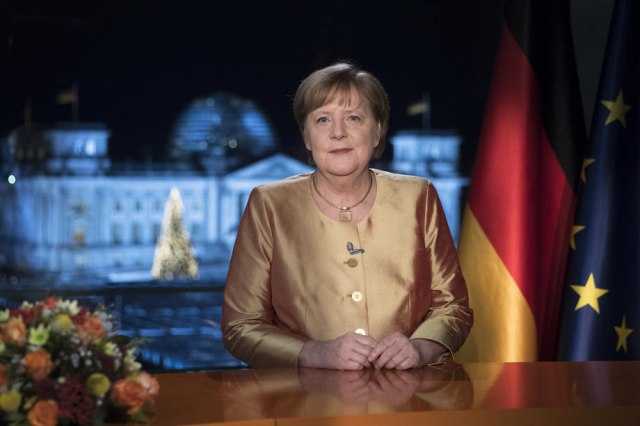 Последниот новогодишен говор на канцеларката Меркел го следеле 9 милиони луѓе