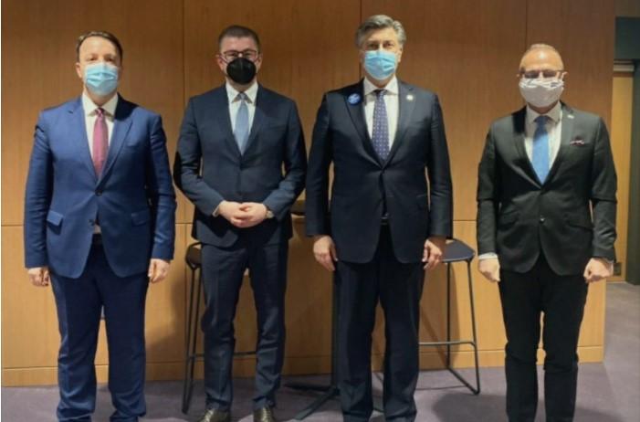 Регионалната дипломатска офанзива на Мицкоски ја соголи безидејноста на владата на Заев