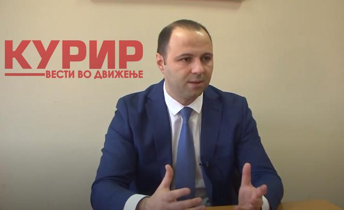 Мисајловски во интервју за КУРИР: Kога ќе треба нешто да се сработи, СДСМ е најлошата влада во историјата