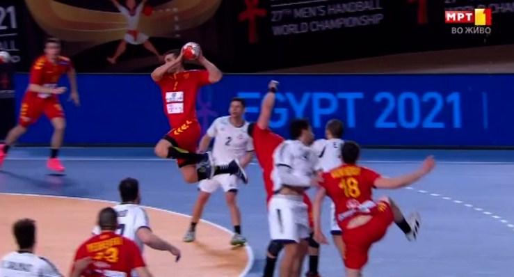 Македонија ја совлада селекцијата на Чиле и се пласираше во следниот круг од натпреварувањето на СП во ракомет