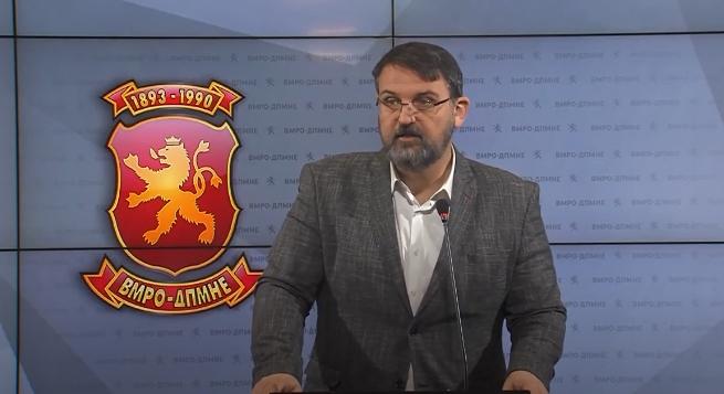 Стоилковски: СДС монструозно на пензионерите им скрати 10,5 милијарди  денари за една година, ги залажува со 134 денари