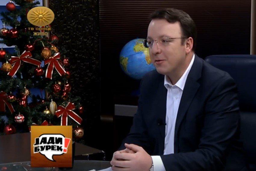 Николоски: Зоран Заев наместо да се занимава со државата и економијата, тој се занимава со ВМРО-ДПМНЕ  но, тој проект нема да му успее затоа што ВМРО-ДПМНЕ е многу поголемо од било која власт во Македонија