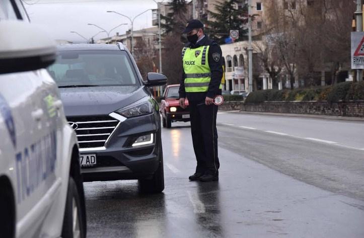 За само 6 часа во Куманово казнети 93 возачи за брзо возење