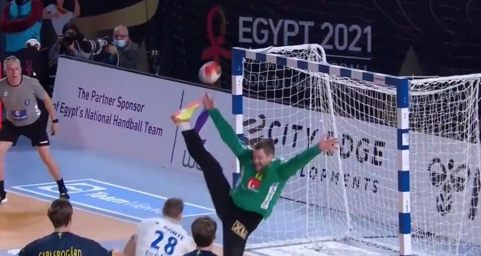 ВИДЕО: Оваа одбрана на Паличка се прераскажува, скандинавско финале в недела