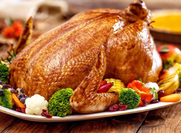 Предлог за денешниот ручек: Пиле полнето со ориз