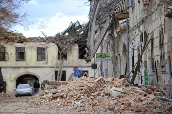 На подрачјето на Петриња и Сисак оштетени над 35.500 објекти