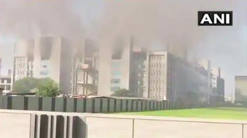 Петмина загинати во пожарот во индиската фабрика за вакцини