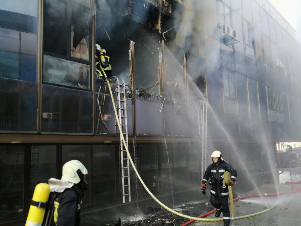 Во 2020-та значително помалку пожари во Скопје