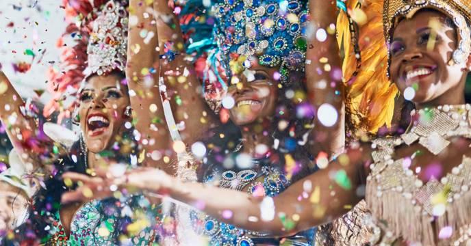 Откажан Карневалот во Рио