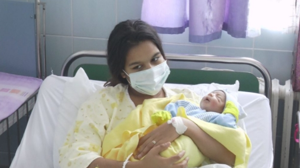 Малолетничка го роди првото бебе во Штип годинава