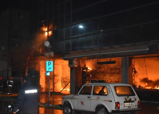 """Милионски штети и стотици семејства без егзистенција – големи последици од пожарот во """"Глобал"""""""