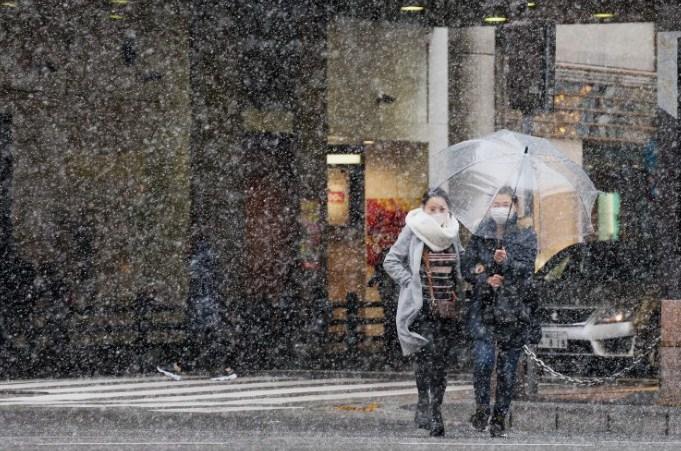 УХМР: Утре и задутре облачно со ветер и снег во јужните и северните делови