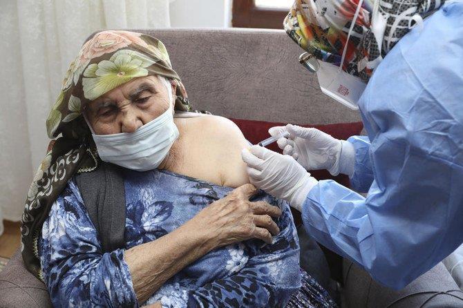Турција доби 6,5 милиони дози од кинеската вакцина Sinovac