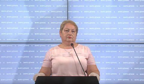 Јаневска: Ние сме земја каде се лицитира со проценти, овој хибриден попис  нема да биде соодветен на реалноста