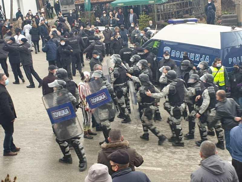 Спасовски: Во Вевчани не се случи ништо спектакуларно, сакаа инцидент и сензационалност