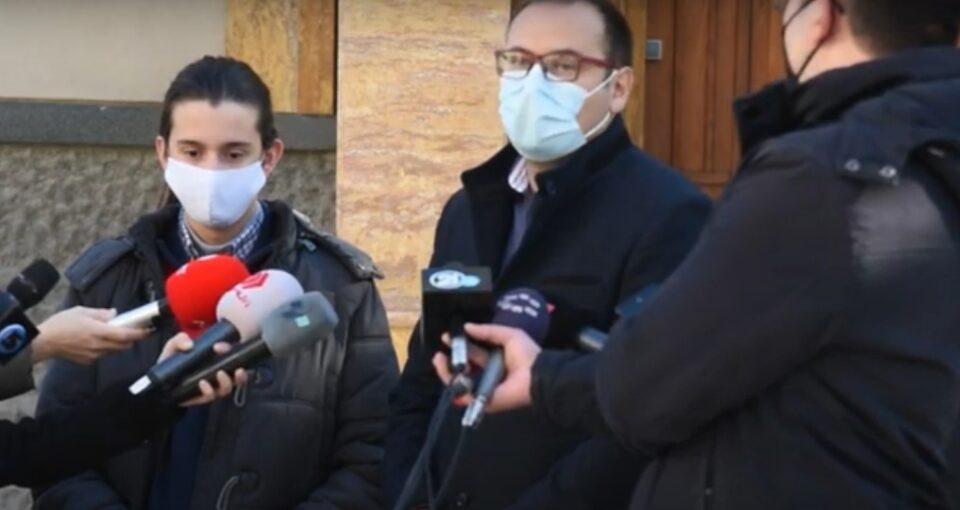 ВМРО-ДПМНЕ ги поддржува барањата на средношколците, во понеделник ќе предложи законски измени во таа насока
