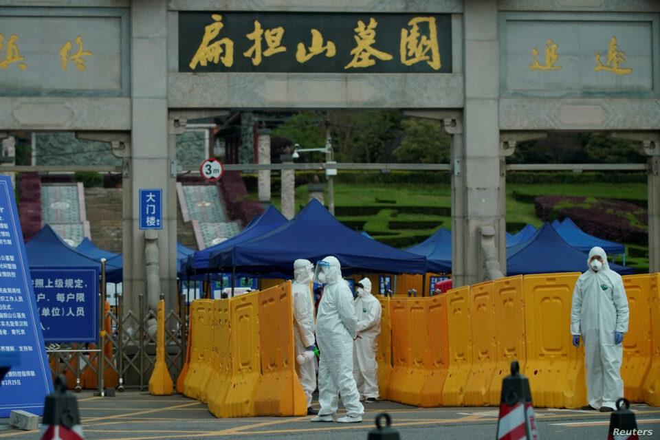 Експертскиот тим на СЗО пристигна во Вухан