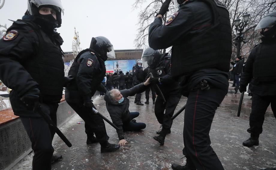 Полицијата во Москва издаде предупредување