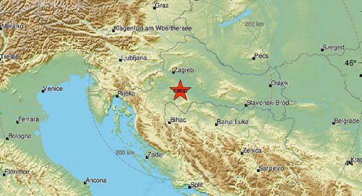 Хрватскиот град Петриња не престанува да се тресе- утрово нов земјотрес, жителите се уште немаат мирен сон со месеци