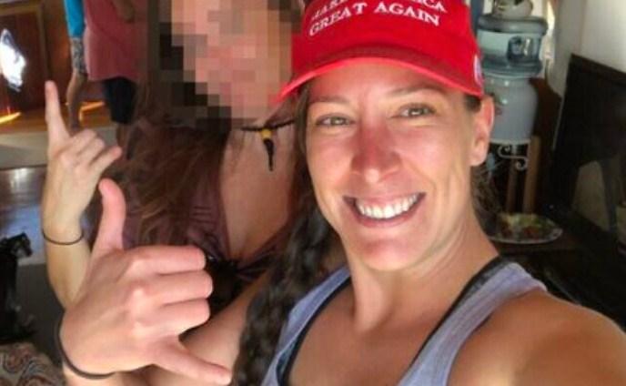 Жената убиена синоќа во нередите во Конгресот била воен ветеран, служела во Ирак и Авганистан