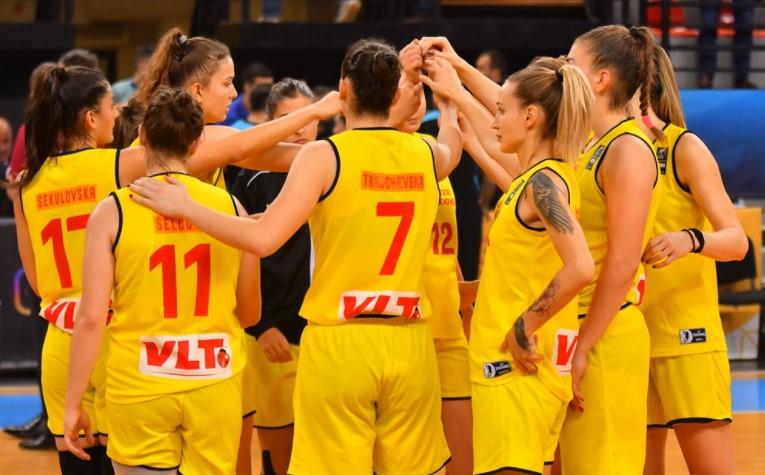 Поради позитивни тестови на коронавирус, македонските кошаркарки нема да настапат на квалификацискиот турнир?!