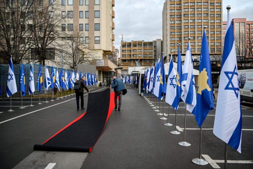 ЕУ го предупреди Косово да не отвора амбасада во Ерусалим