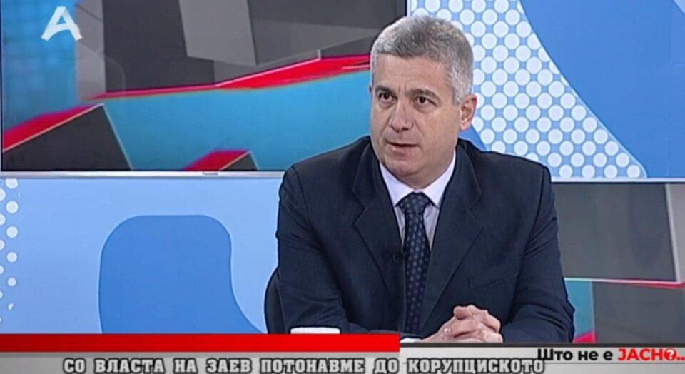 Сламков: Падот на Македонија на листата на Херитиџ од 33-то на 41-во место е поради владеењето на правото и сериозниот проблем со корупцијата