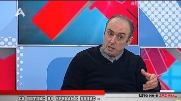 Јовановски: После сите национални предавства од страна на Заев, нема доверба во регуларноста на пописот