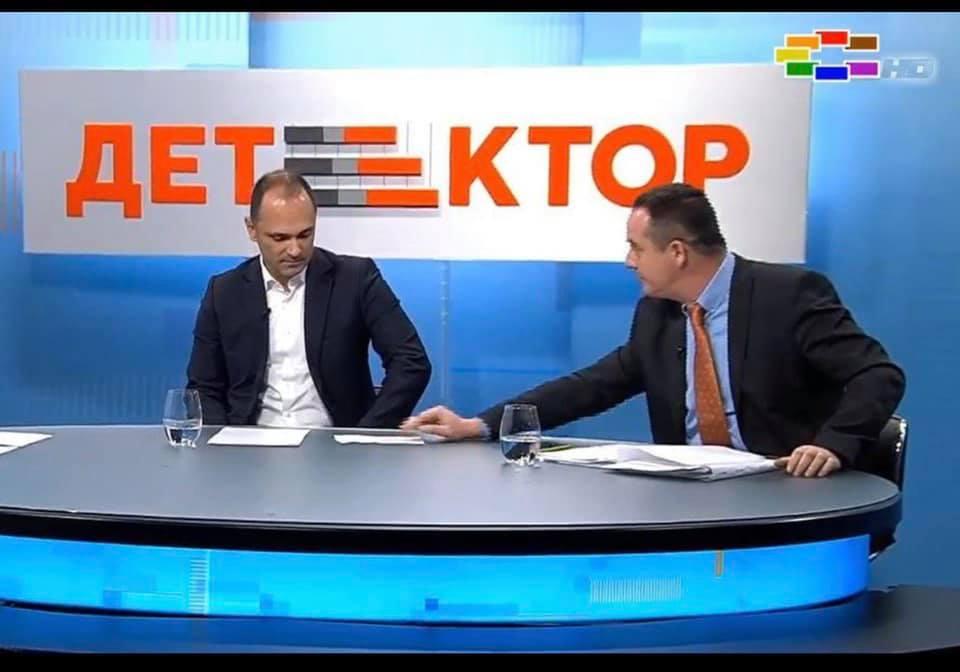 Николов до Филипче: Охрабри се, да дебатираме за здравството, за корона, за вакцини…