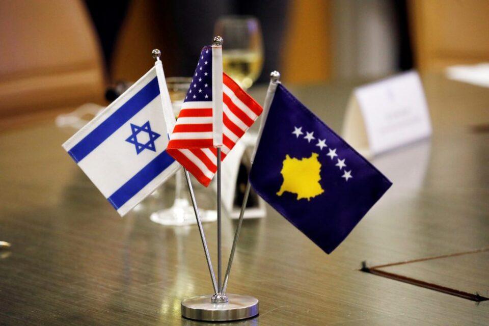 Израелските медиуми: Амбасадата на Косово ќе биде трета во Ерусалим