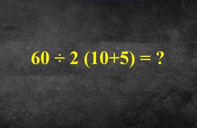 Две математички задачи кои измачи многумина: Обидете се и вие! (ВИДЕО)