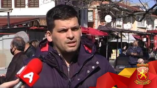 Пецаков: Заклучно со вчерашниот ден на ниво на Македонија се собрани 45.000 потписи, се очекува дека до крајот на неделата ќе се потпишат преку 100.000 граѓани