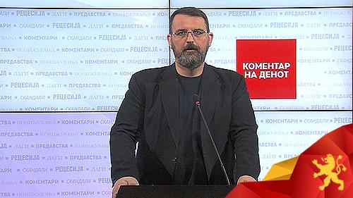 Стоилковски: Николовски да побара оставка од Марин, или ќе докаже дека  води измислен сектор за корка леб