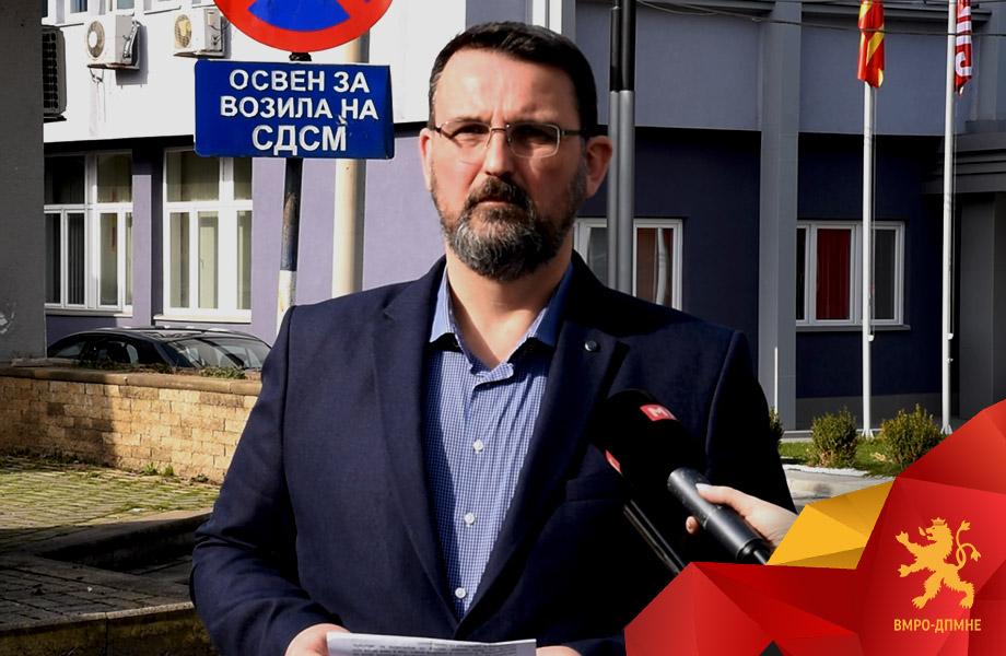 Стоилковски: Кој бегалец од притвор, откако е фатен завршува во куќен притвор – ова е јасен доказ дека има договор Заев – Мијалков