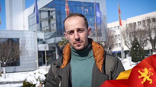 Петкоски: Јовановски додека се занимава со вработување на партиски послушници, граѓаните револтирани од неисчистените улици од снег
