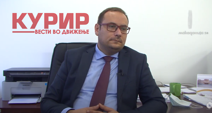 Здравковски за КУРИР: Очекуваме поднесениот предлог за измени во Законот за средно образование да го прифати власта, но сепак сè ќе зависи од волјата на Царовска
