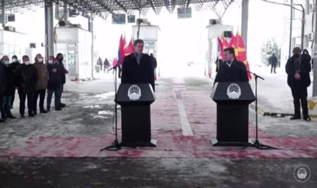 Вучиќ до Заев: Зоки доста! (ВИДЕО)