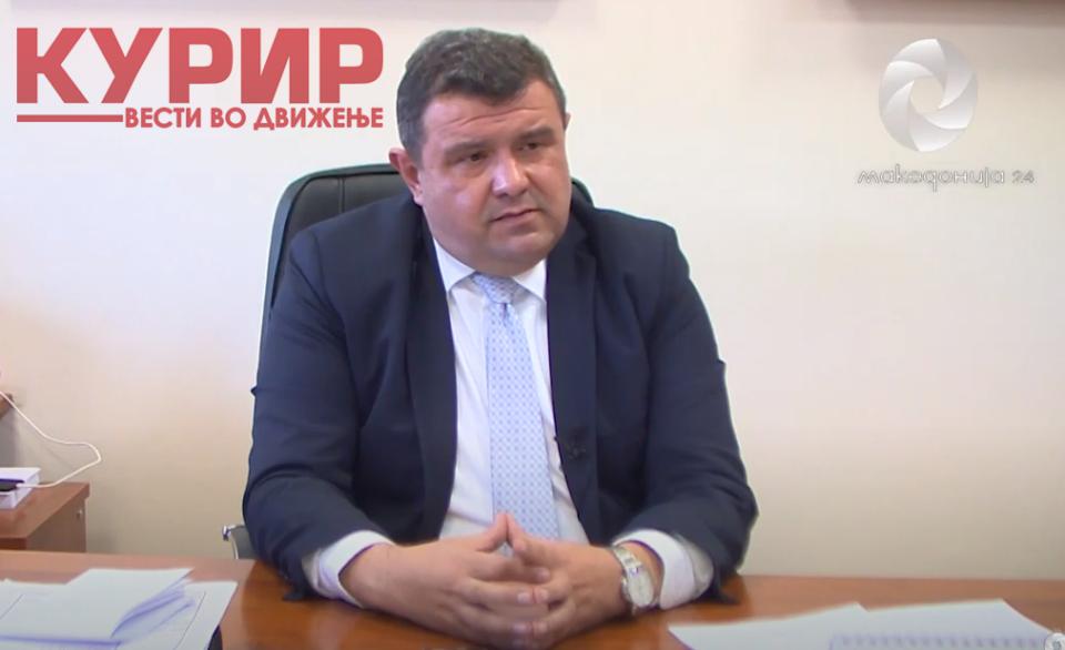 Мицевски во интервју за КУРИР: ВМРО-ДПМНЕ започнува граѓанска иницијатива за собирање потписи за укинување на Законот за попис