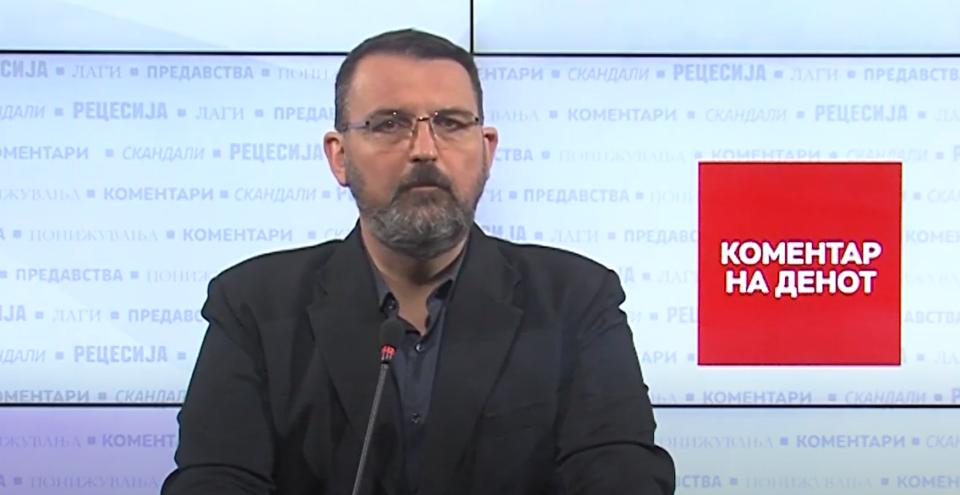 Стоилковски: Наумоски во Ѓорче Петров ќе остави фотографии од кафеани и долгот за корзото пред неговиот имот