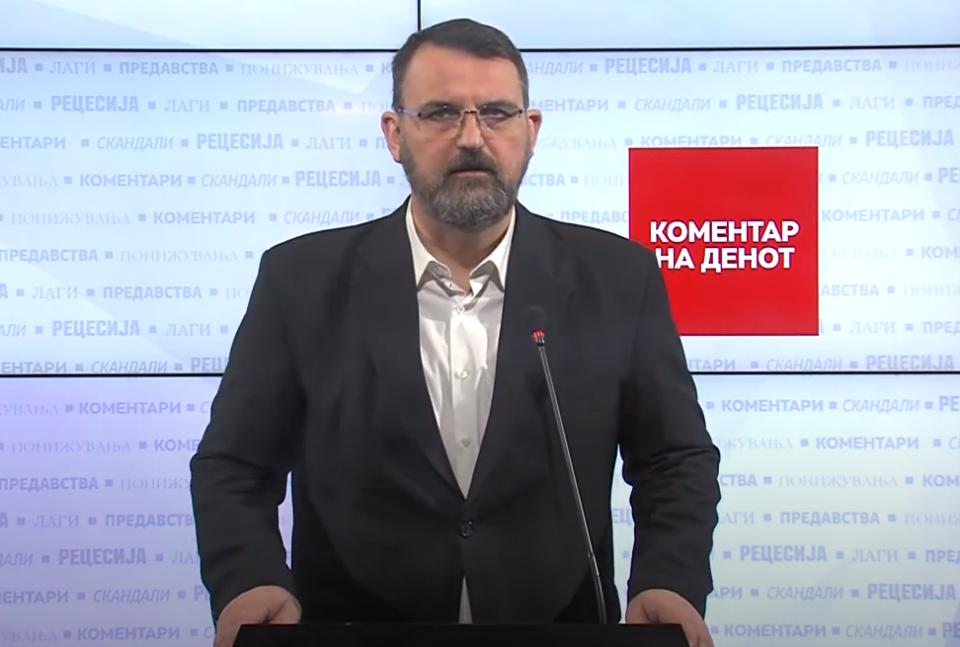 Коментар на денот Стоилковски: Златко Марин и СДСМ подмитуваат новинари?
