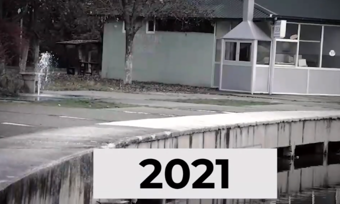 Советничка група на ВМРО-ДПМНЕ: Шилегов лаже за Езерото Треска кое станува симбол на урбаната мафија