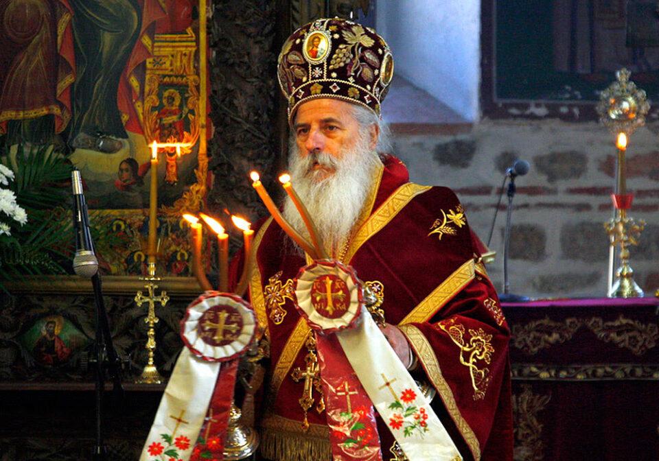 Митрополит г. Петар: Со изборот на Порфириј за патријарх на СПЦ очекуваме решавање на статусот на МПЦ