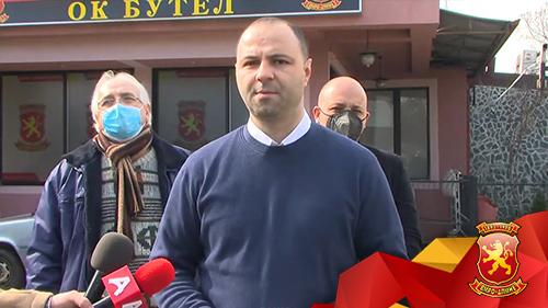 Мисајловски: Од утре започнува кампањата за собирање на потписи за поништување на Законот за попис, придружете ни се и заедно да го собориме овој закон