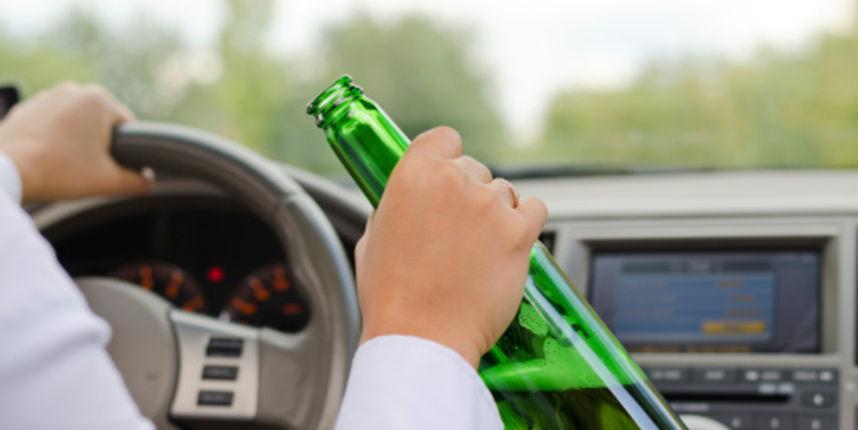 Полицијата казни 58 возачи за возење под дејство на алкохол